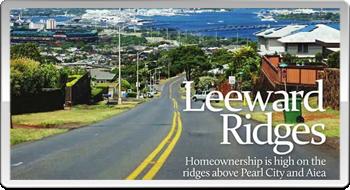 Leeward-Ridges